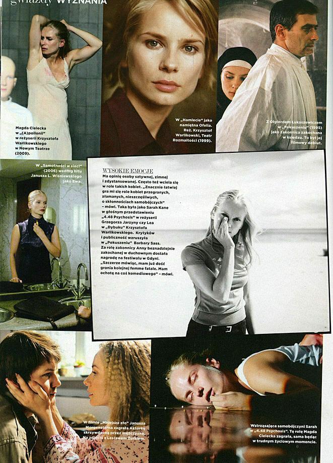 Magdalena Cielecka by whitesmokestudio