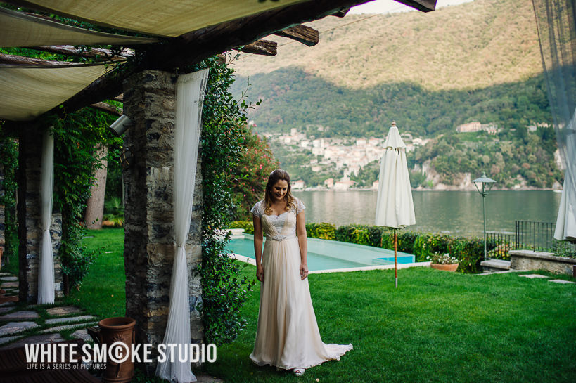 wedding photography lake como italy, villa balbianello