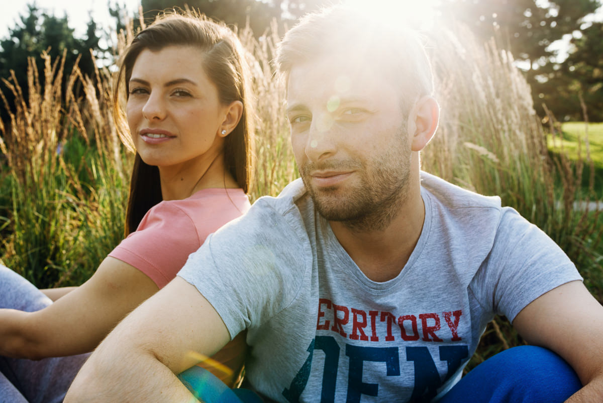 Kasia i Michal