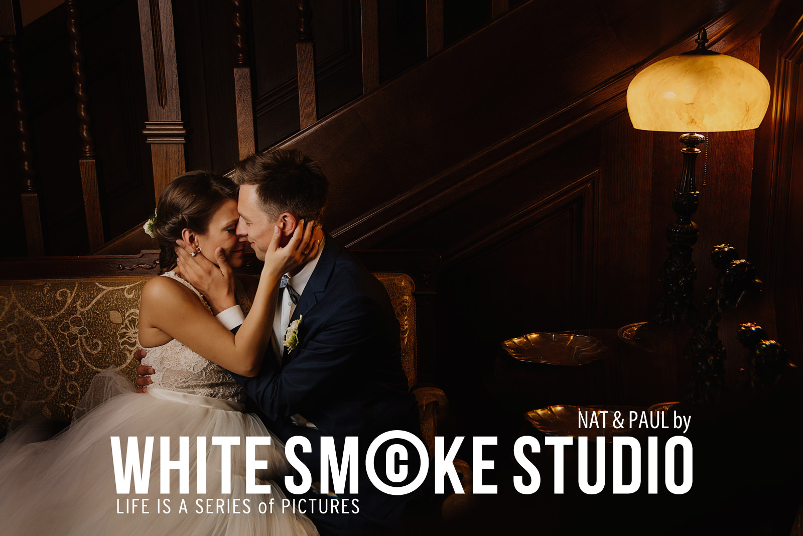 Nat & Paul by WhiteSmoke Studio