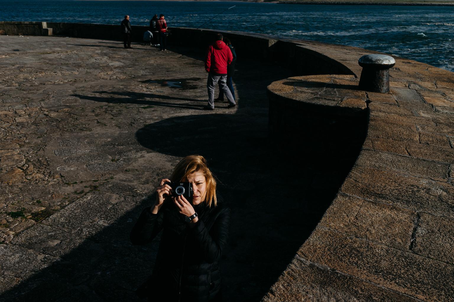 Dorota Kaszuba Leica m( porto