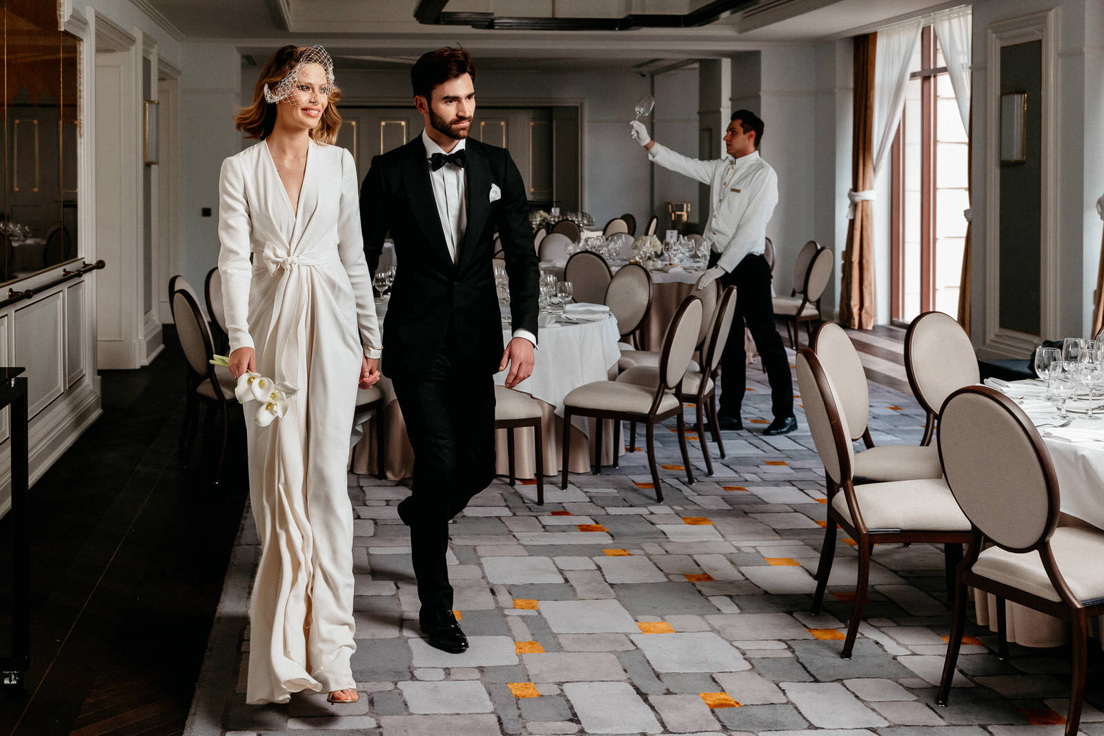 Sesja wizerunkowa hotel Bristol