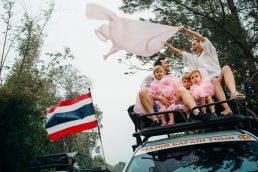 Sesja rodzinna w Tajlandii