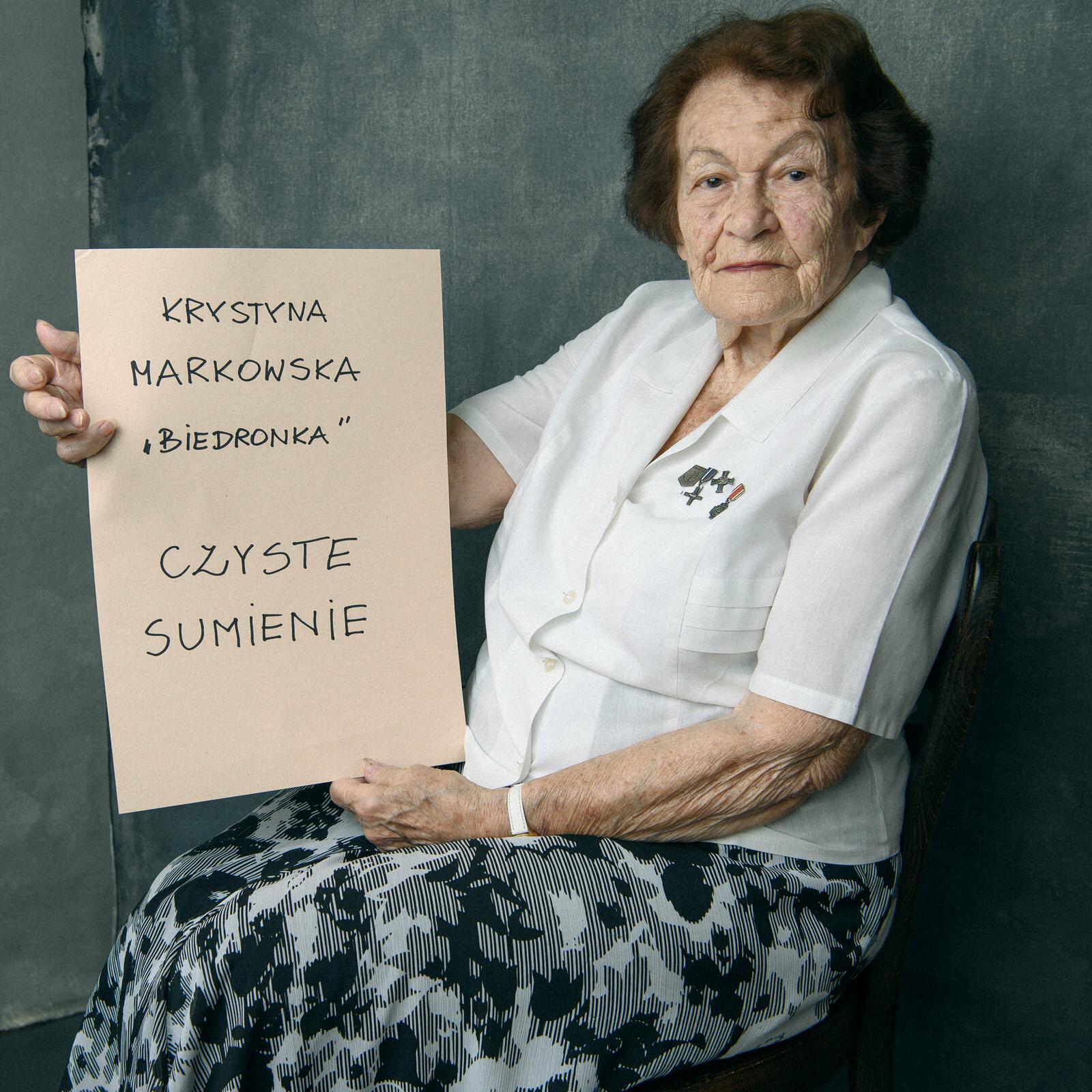 Krystyna-Markowska