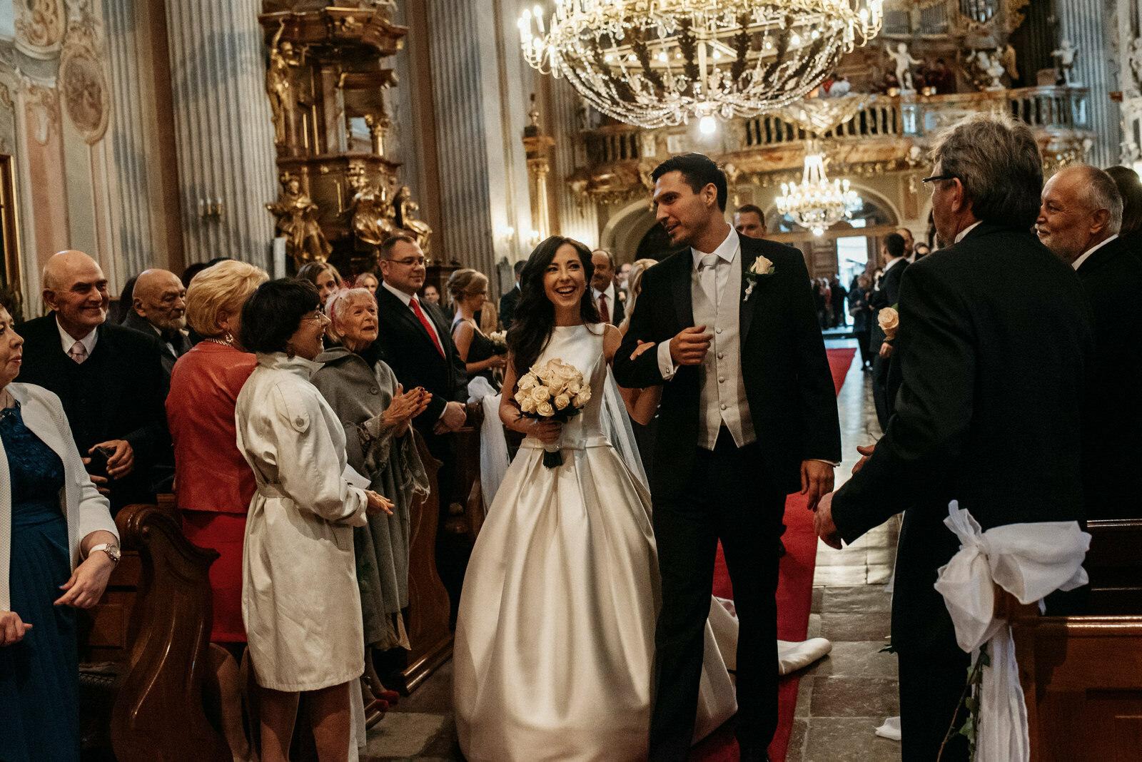 Reportaż ślubny w Hotelu Bristol